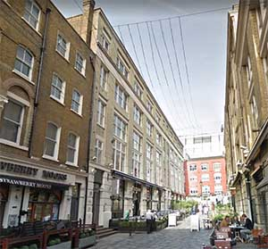 Picture of Heddon Street