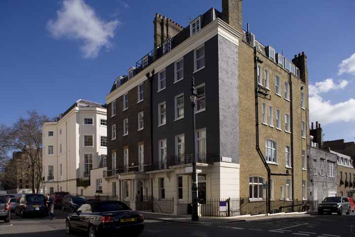 42 Berkeley Square Private Members Office Space Mayfair