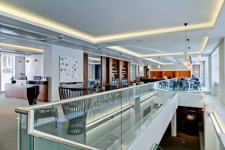 The Clubhouse 50 Grosvenor Hill Mayfair Office Space