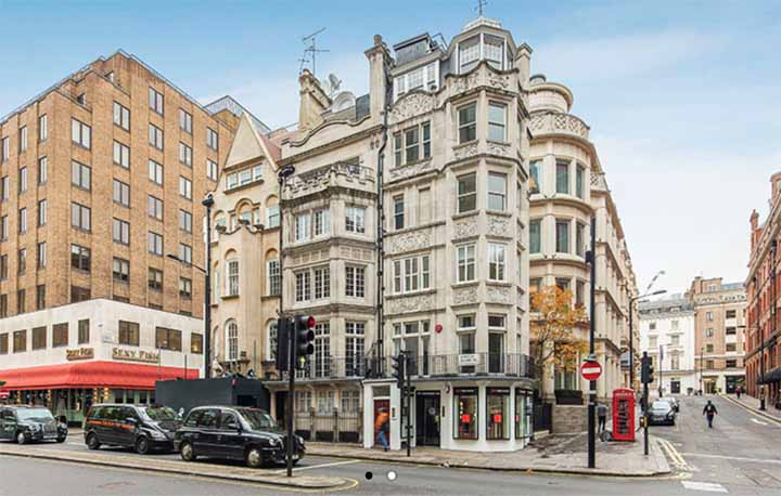 Serviced Offices At 1 Berkeley Square Mayfair